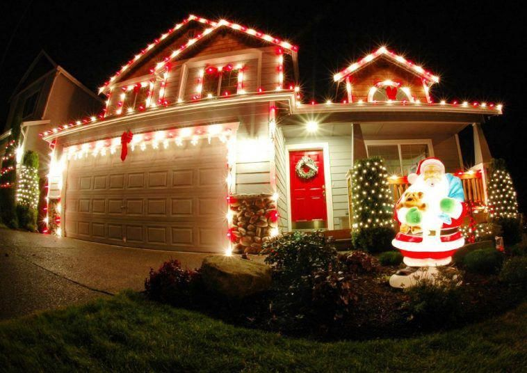 Best Solar Christmas Lights [Review] – The Top 5 Lights For You  #christmaslightdecorations - Best Solar Christmas Lights [Review] €� The Top 5 Lights For You