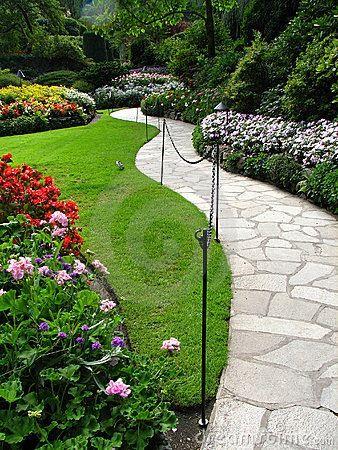 jardines-hermosos jardines hermosos Pinterest Jardines