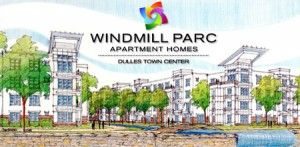 Lerner To Start Construction On Windmill Parc Luxury Apartment Community In Dulles Town Center Apartment Communities Luxury Apartments Real Estate News