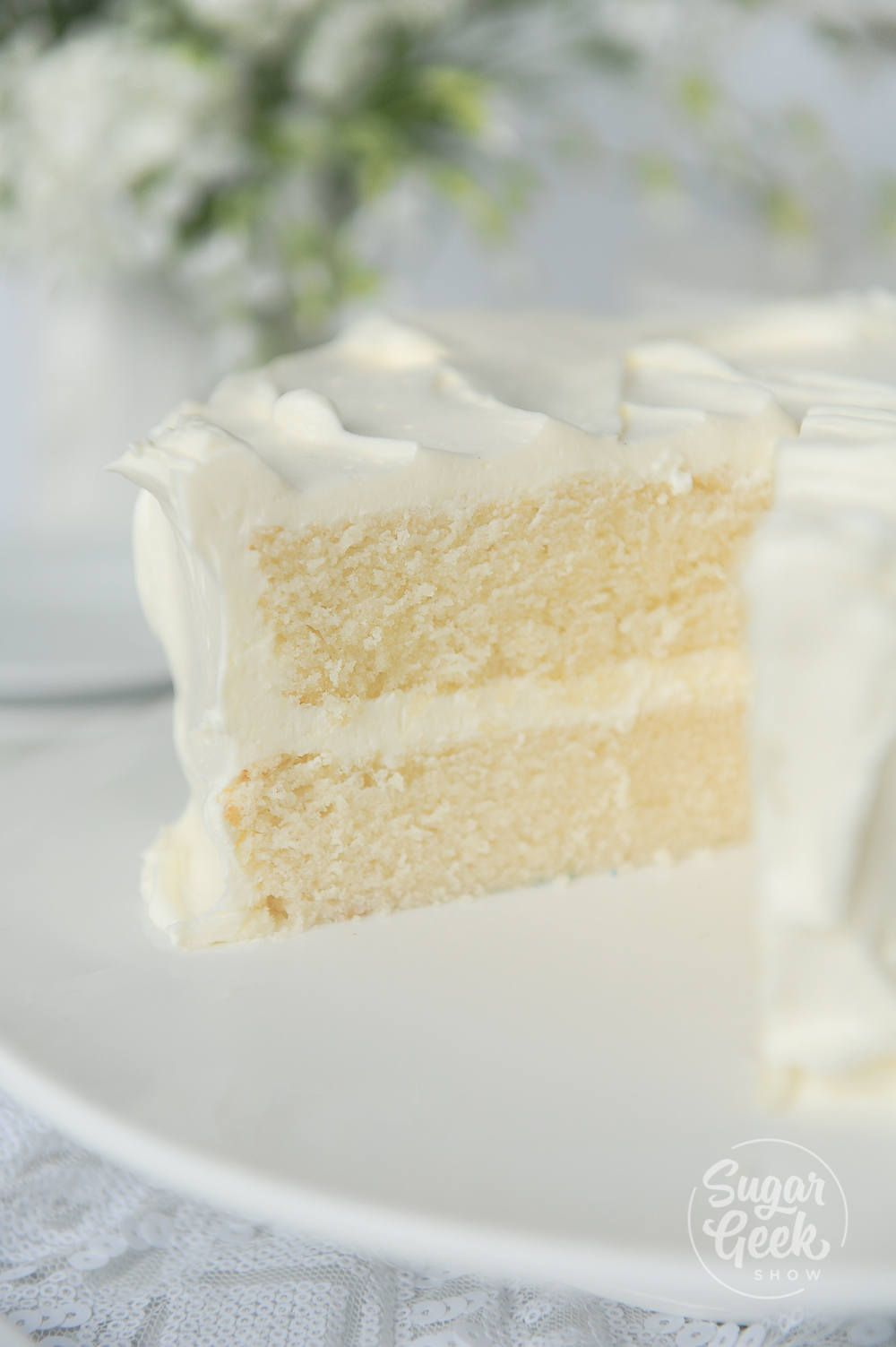 Pin On Angelic White Cake