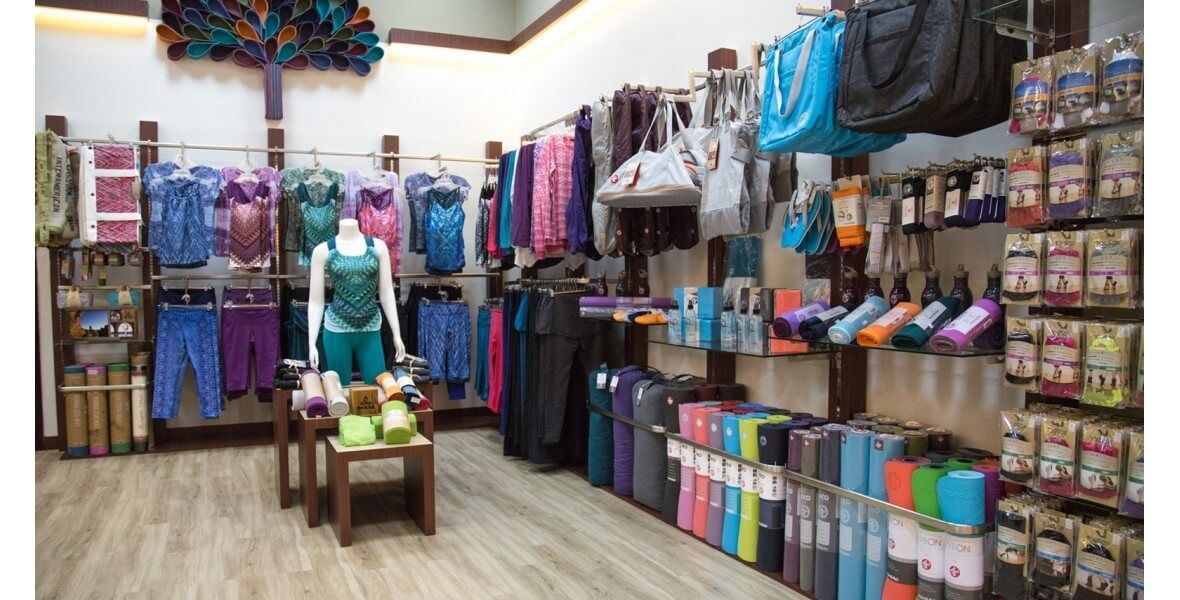 Middle East's No.1 Store Yoga Fitness Apparel