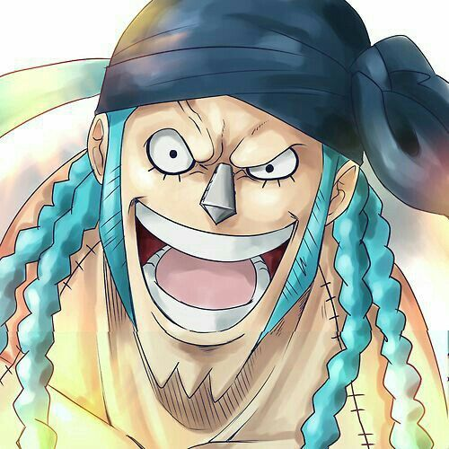 franky one piece manga