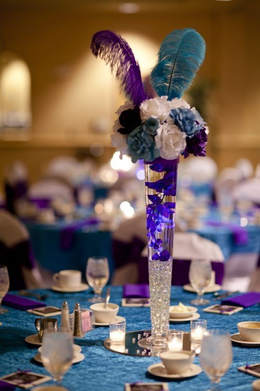 Teal Vases Trumpet Vases Wholesale Discount Bulk For Wedding Centerpieces Bohemian Weddings