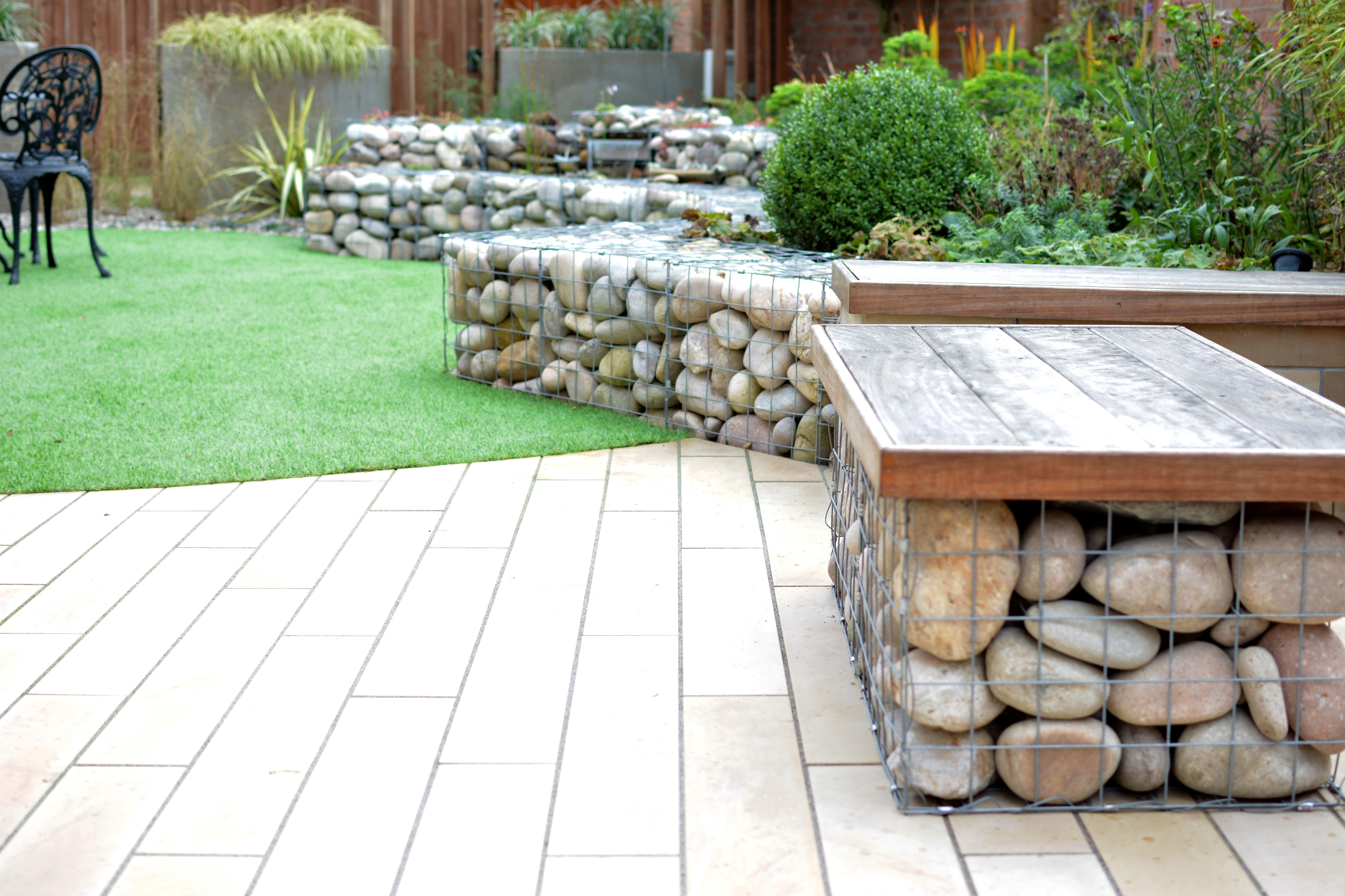 Ethan Mason Paving, Vanilla smooth paving slabs, ivory smooth paving ...