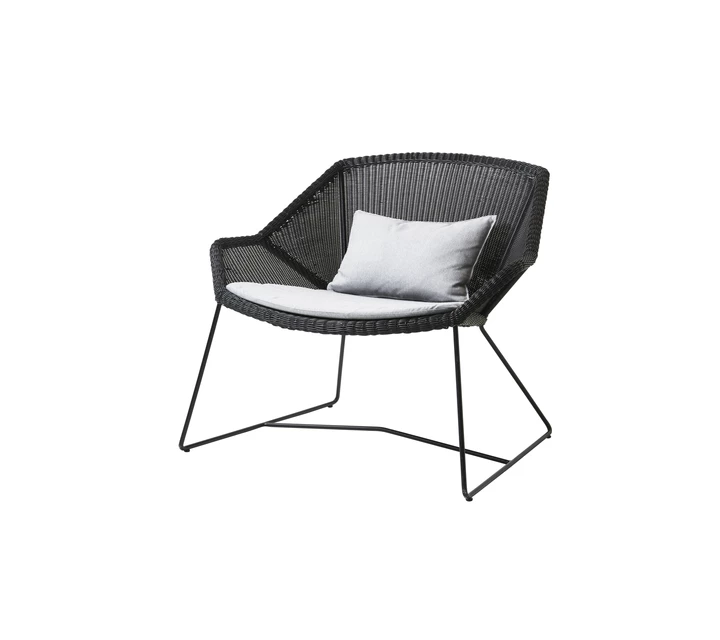 Cane Line Breeze Lounge Chair See Selection Cane Line Com