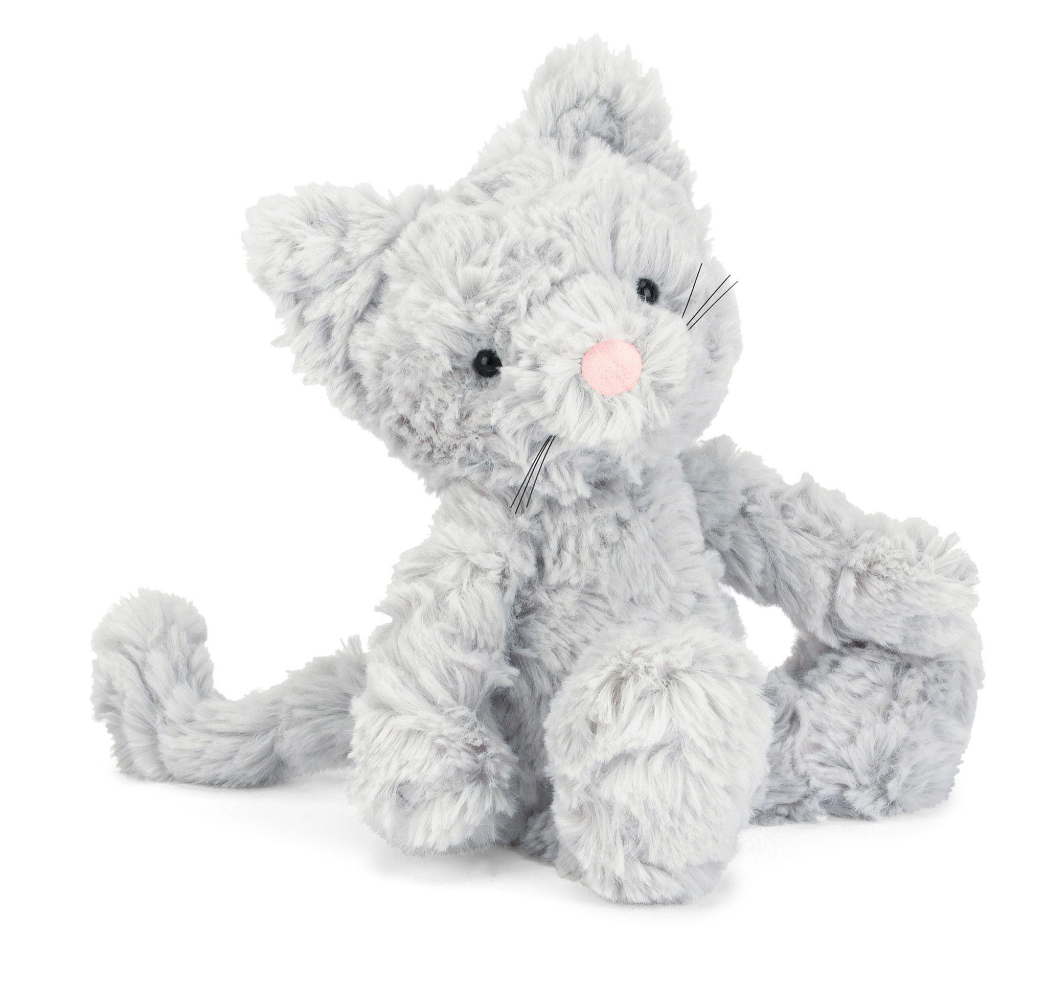Jellycat Squiggle Kitty 9 Jellycat Stuffed Animals Teddy Bear Stuffed Animal Stuffed Animal Cat
