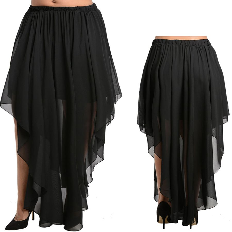 Pplus size skirts