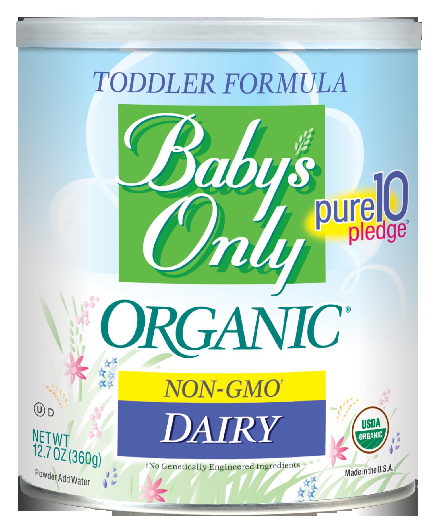 Baby S Only Organic Dairy Formula Organic Baby Formula Baby Formula Organic Formula