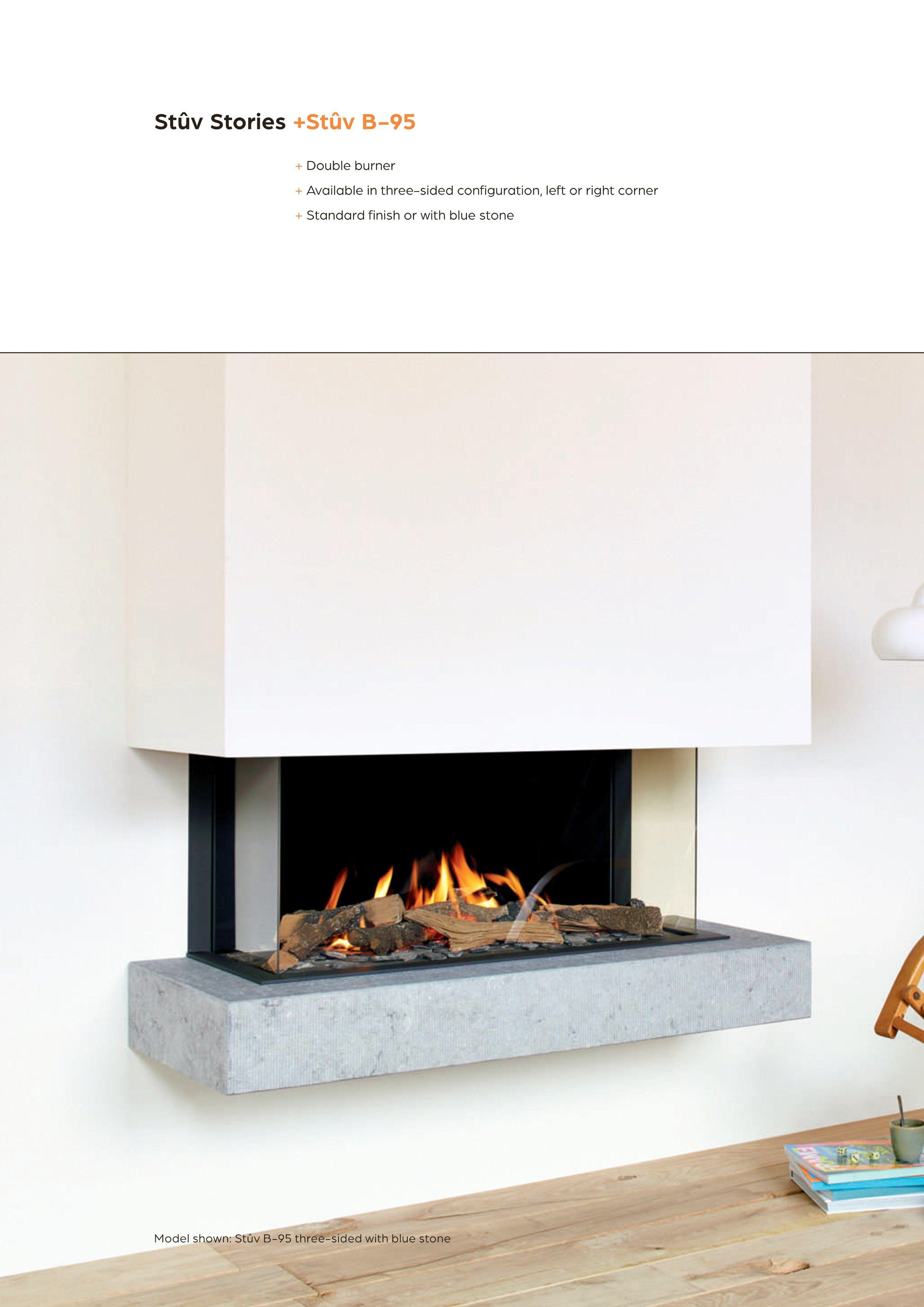 Catalog St V Gas Fire