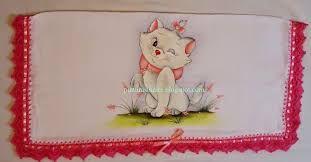 Resultado de imagem para fraldas pintada gatinha marie