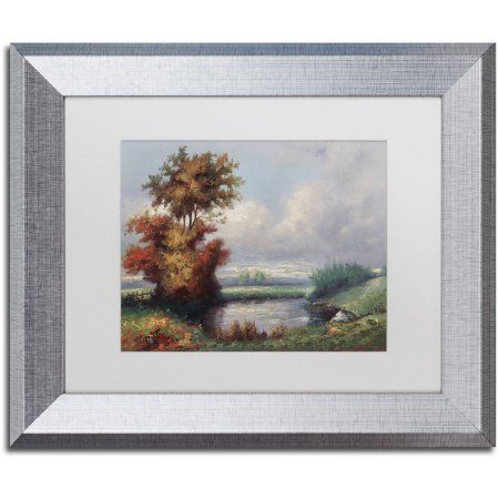 Trademark Fine Art Landscape Next to Heaven Canvas Art by Daniel ...