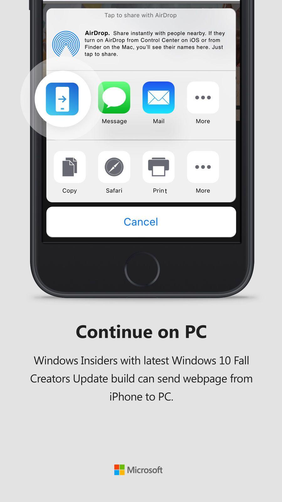 Continue on PC UtilitiesProductivityappsios