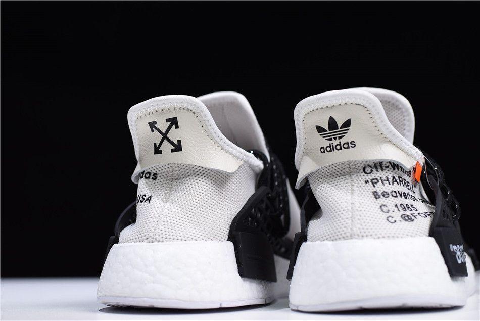Off White x Pharrell x Adidas NMD Hu