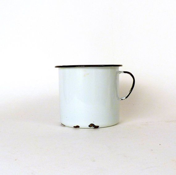 Vintage Enamel Cup Google Search Wwi British Vad 1914 1918