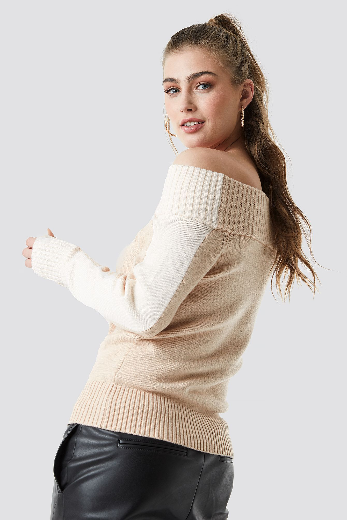 Park Art|My WordPress Blog_Off The Shoulder Sweater Dress Amazon