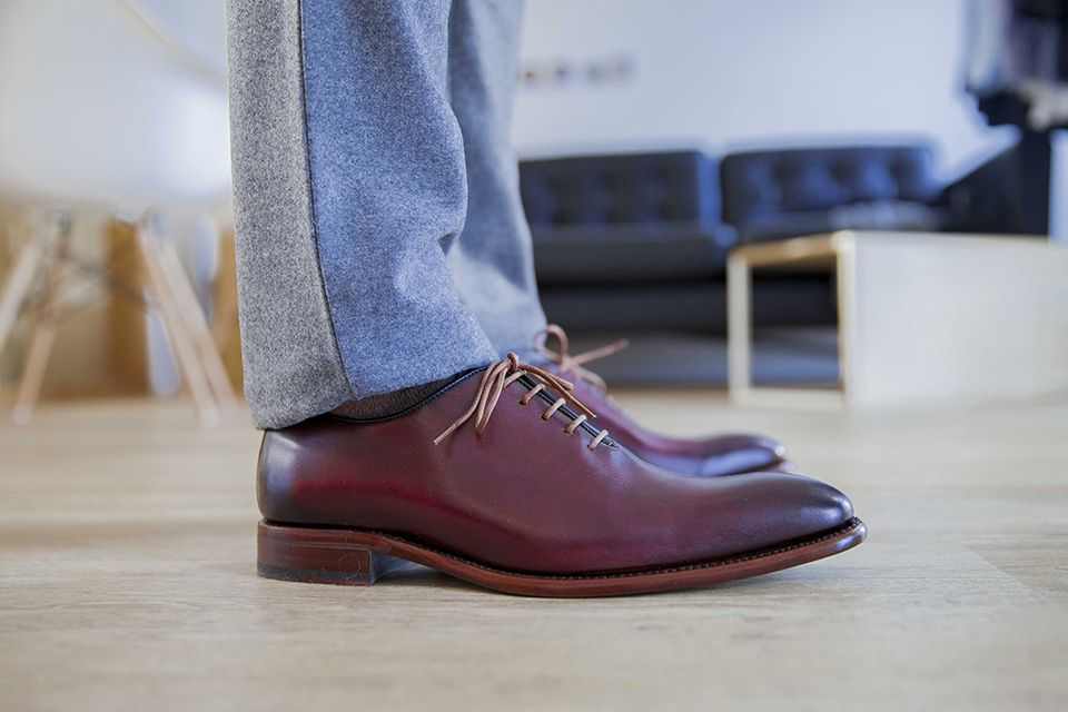 Chaussures Finsbury : Test & Avis | Vêtements | Oxford ...