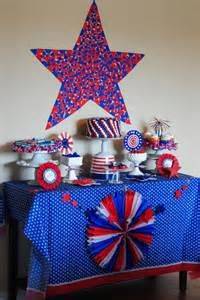 cute idea for a july fourth birthday party