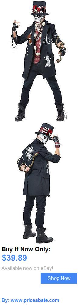 Men Costumes: Brand New Gothic Voodoo Dude Adult Costume BUY IT NOW ONLY: $39.89 #priceabateMenCostumes OR #priceabate