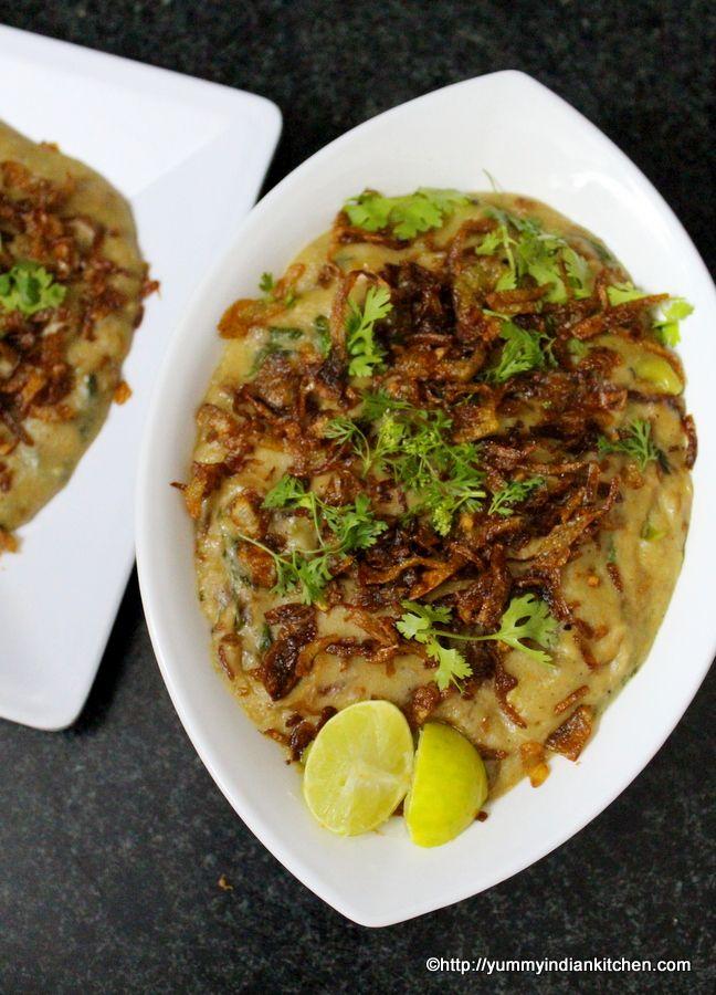 Haleem recipe hyderabadi mutton haleem recipe ramadan special haleem recipe hyderabadi mutton haleem recipe ramadan special recipe iftar ramadan and meals forumfinder Choice Image