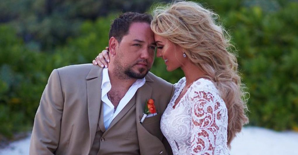dea6d9106604f Jason Aldean s wife recalls the disruption she faced on their wedding day