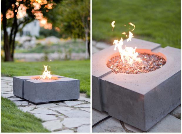 Backyard Blaze: a listing of our favorite fire pits. Here is #5. www.birmingham.styleblueprint.com