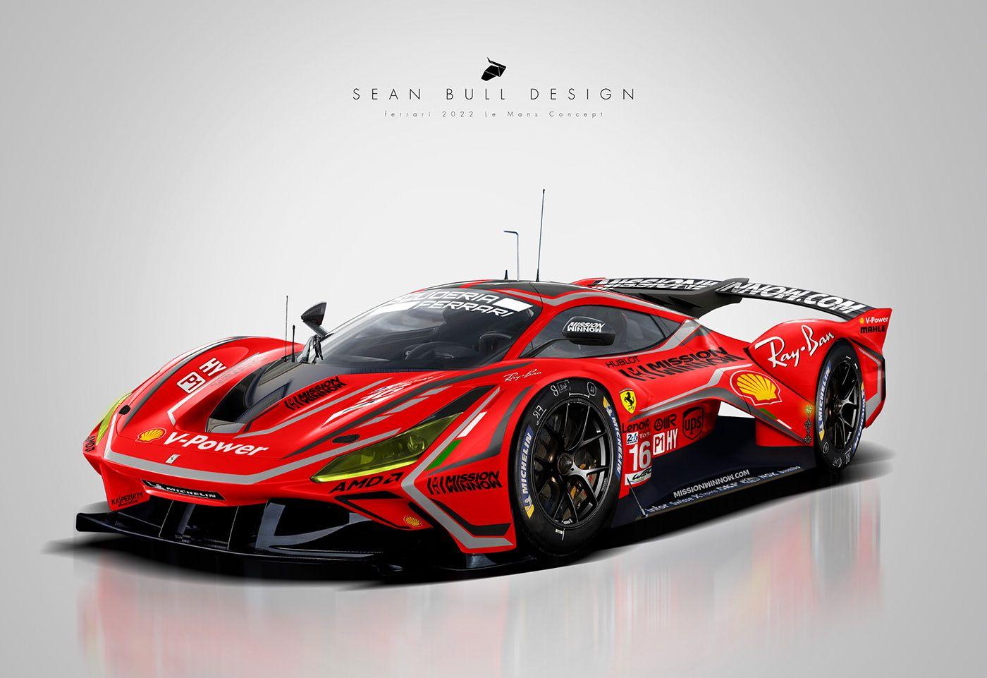Pin On Racing Car Design