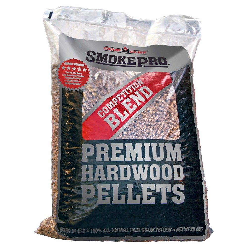 Camp Chef Premium Hardwood Pellets Competition Blend With Images Hardwood Pellets Pellet Bbq Camp Chef