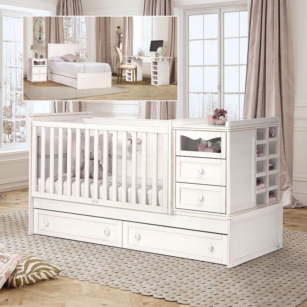 Romantica Sagt Eigentlich Alles Ein Super Schones Babybett