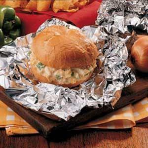Tuna Salad Sandwich  My mom made similar when we were kids and we had no money. ...   - food -