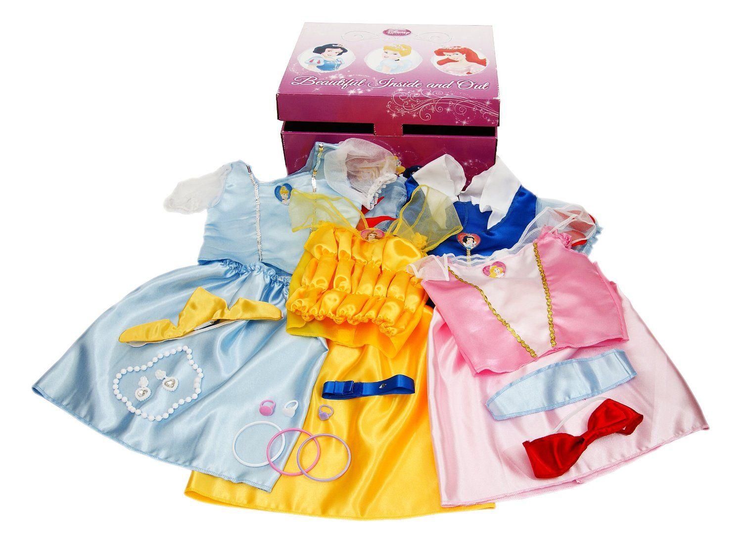 Disney Princess Dress Up Trunk Review | Disney, Dress up and ...