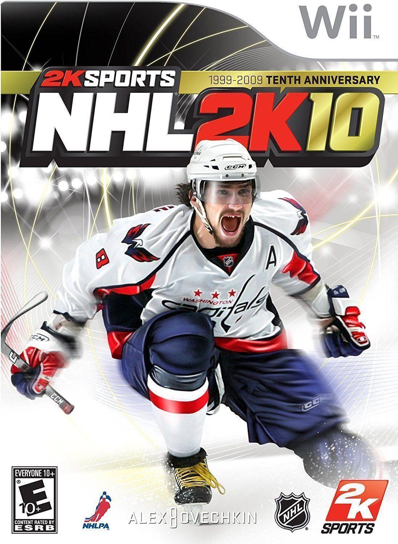 NHL 2K10 Nintendo Wii Nhl, Sports, Game sales