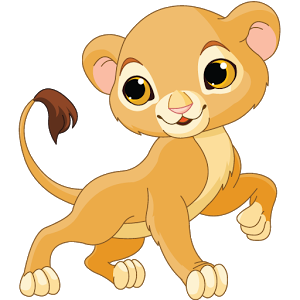 Unnamed Png 300 300 Cartoon Lion Animal Pictures For Kids Cute Lion