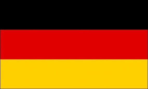 German Flag Sticker Stripes Only Country Germany Deutschland Etsy In 2020 Germany Flag German Flag Germany