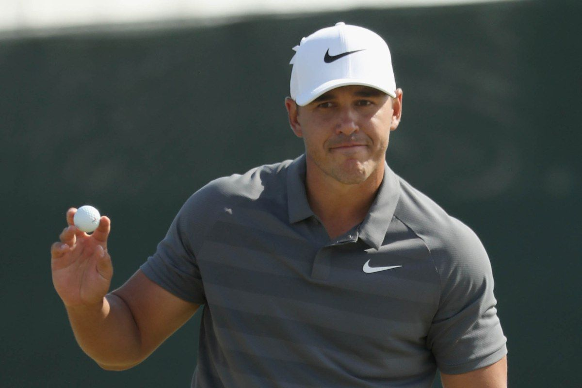 Brooks Koepka Survives Makes It Two Straight Us Open Titles Brooks Koepka Brooks Us Open