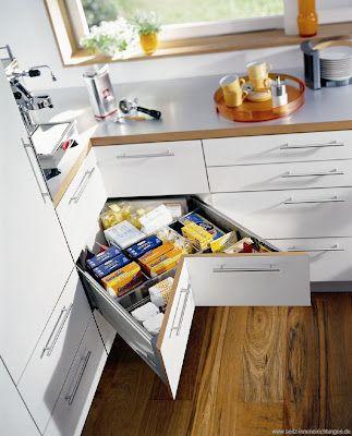 5 ideas para reformar la cocina | Organization ideas | Kitchen ...