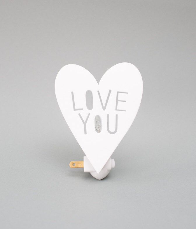 LOVEYOU night light in WHITE by HouseyHome on Etsy https://www.etsy.com/listing/162506161/loveyou-night-light-in-white
