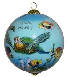 Green Sea Turtle Hawaiian ornament from Maui by Design ...