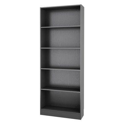 Tvilum Basic 5 Shelf Wide Bookcase 7177761