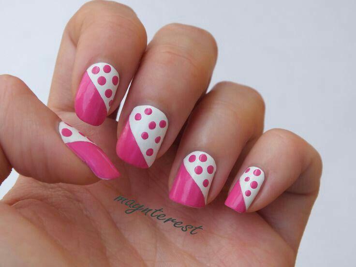 Pin By Paolaortiz On Ua Pinterest Angel Nails Beautiful Nail