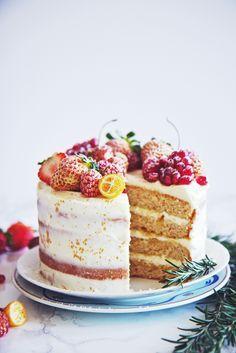 Wondrous Comfort And Joy Orange Spice Cake Yummy Cakes Personalised Birthday Cards Vishlily Jamesorg