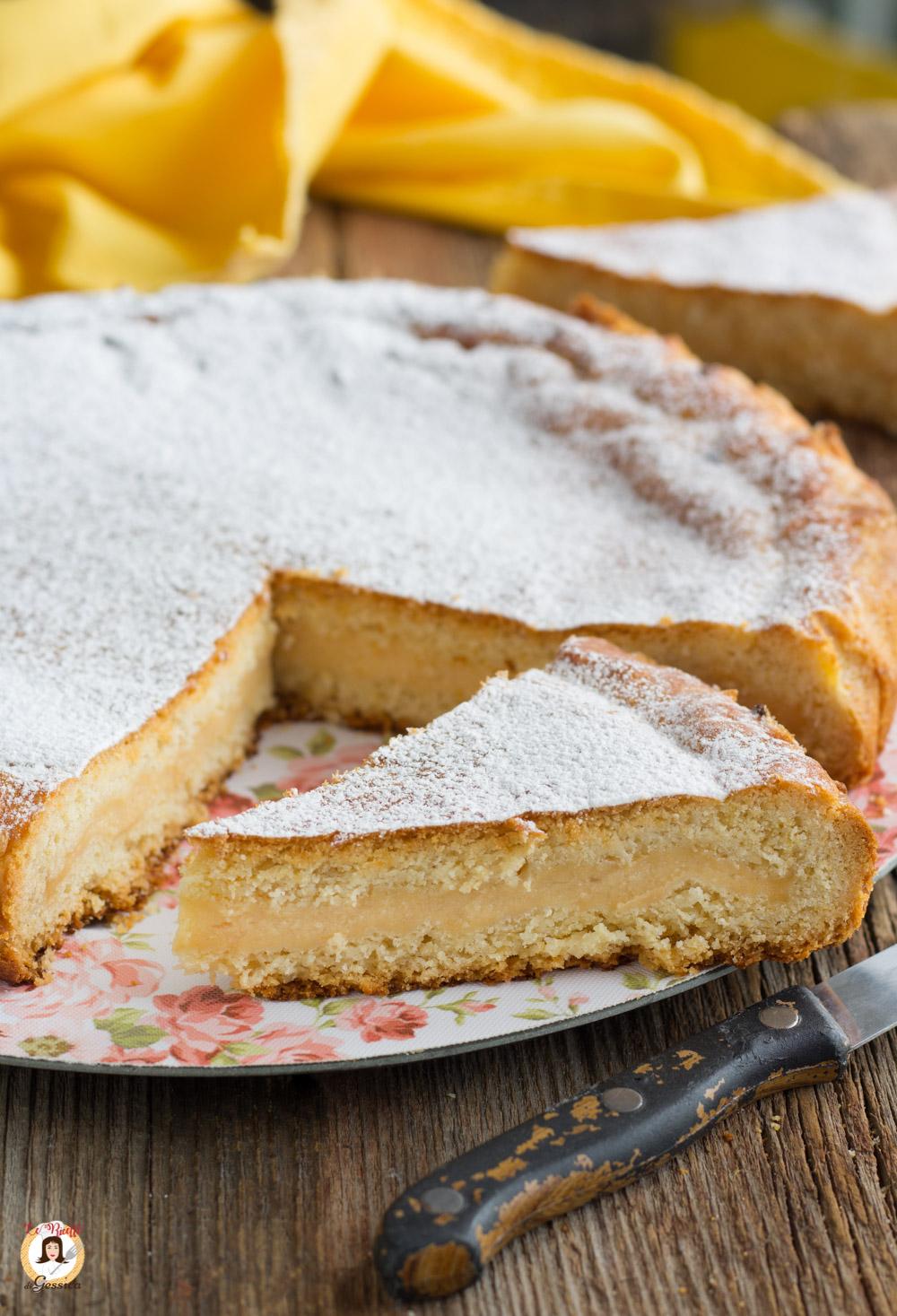 Photo of La TORTA PASTICCIOTTO è un dolce classico della pasticceria Lecce
