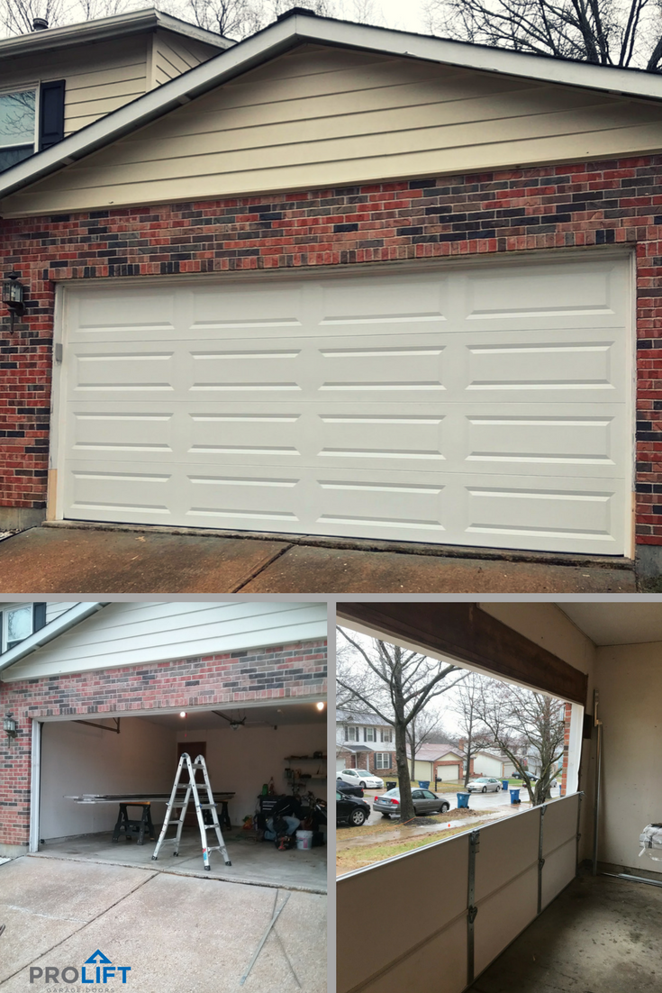 You Might Be Able To Replace Single Garage Door Panels That Are