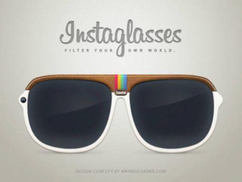 Instaglasses, os óculos que deixam o mundo com o filtro do Instagram