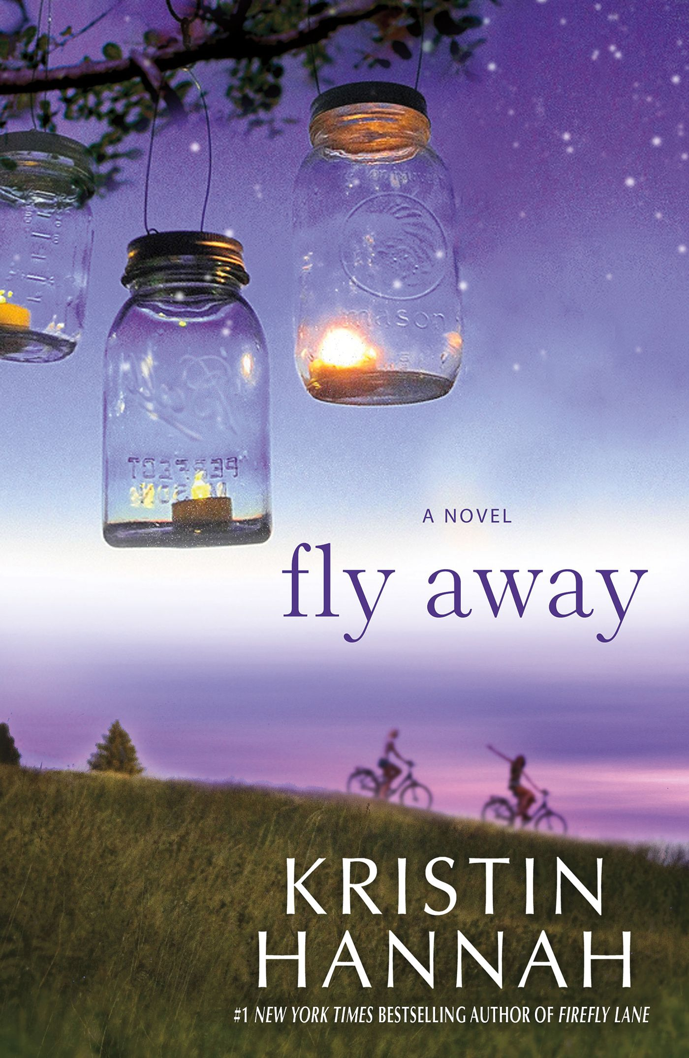 Fly away kristin hannah this was a really good book
