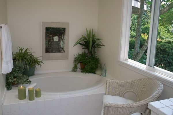 Badezimmer Pflanzen ~ Verwenden sie pflanzen im badezimmer badezimmer