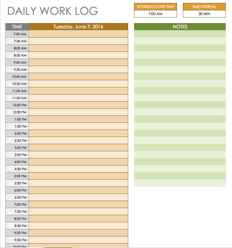 Image result for daily goals template daily goals template - daily timetable template