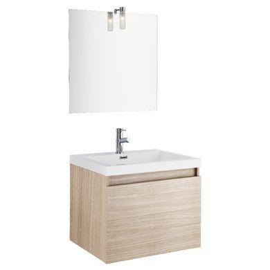 Ensemble de meuble de salle de bains avec robinetterie - Ensemble robinetterie salle de bain ...