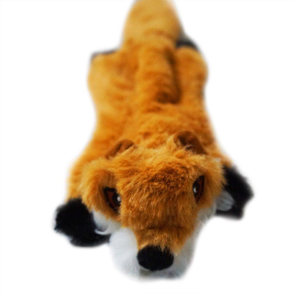KUNPET Stuffless Dog Toys 3 Pack Durable No Stuffling Dog