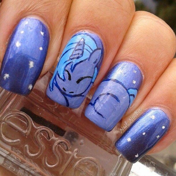 Unicorn nails...OMG   Nails   Pinterest   Unicornios