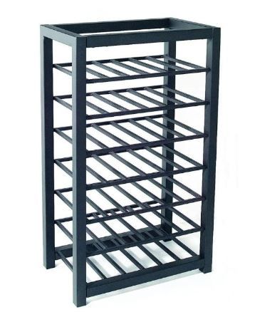 Trio Wine Rack From Tag Holds 42 Bottles Of